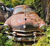 1951 Ford in Fairfield, California