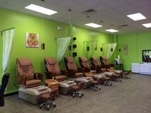 Salon Pedicure Chairs in Fort Leonard Wood, Missouri