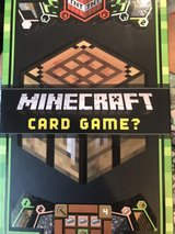 Minecraft Card game in Byron, Georgia