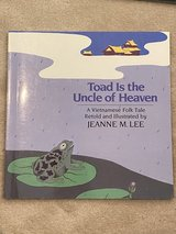Toad is the Uncle of Heaven in Fort Drum, New York