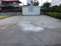 Pressure Machine Washing,landscaping in Okinawa, Japan