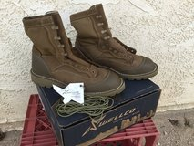 USMC Rat boots, 11.5R new in 29 Palms, California