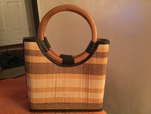 """""""Matchstick"""" Tote with Double Wooden Handles in Alamogordo, New Mexico"""