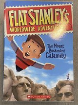 Flat Stanley's Adventures Mount Rushmore Calamity NEW in Okinawa, Japan