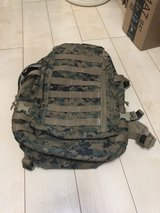 Molle digital assault pack in Okinawa, Japan