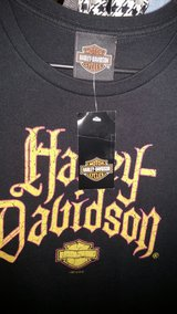 Woman Harley Davidson T sz Lg New in 29 Palms, California