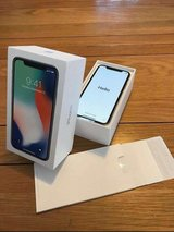 Brand New Apple iPhone X 64/128/256 GB In Box in Fort Drum, New York
