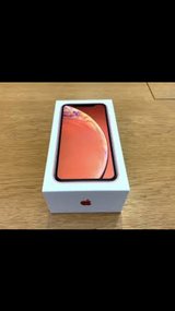 Brand New Apple iPhone xr 64/128 GB In Box in Fort Drum, New York