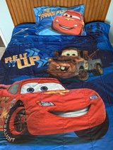 Cars bedding set in Camp Lejeune, North Carolina