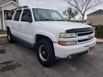 2002 4x4  Z71 chevy suburban in Camp Lejeune, North Carolina