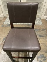 6 leather chairs in Kingwood, Texas