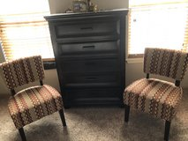 Accent chair set in Plainfield, Illinois