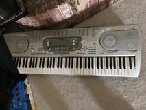 Casio keyboard Never used in Alamogordo, New Mexico