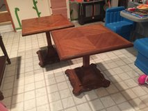 "2 Thomasville End Tables: 20""x20""x19"" in Naperville, Illinois"