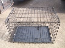 portable folding dog cage in Fort Campbell, Kentucky