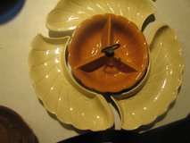 4 piece ceramic party dish for dipping in Alamogordo, New Mexico
