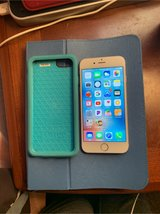 Like new, iPhone 6 with case; charger not included in Fort Campbell, Kentucky