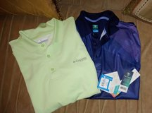 Large Men's Polos - NWT in Beaufort, South Carolina