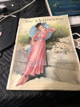 1917 vintage magazine in Fort Campbell, Kentucky