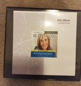 """Beth Moore """"So Long Insecurity""""-  inspirational Audio Book  - Set of 7 CDs in Byron, Georgia"""