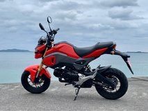 2017 Honda Grom in Okinawa, Japan