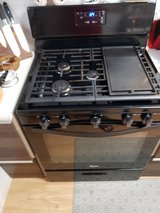 Kenmore GAS stove. in Okinawa, Japan