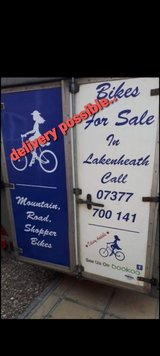 Lakenheath Transportation & Bike Sales in Lakenheath, UK