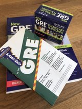 GRE Flash Cards and Study Books in Ramstein, Germany