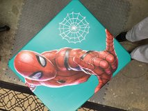 Spiderman Table in Fort Campbell, Kentucky
