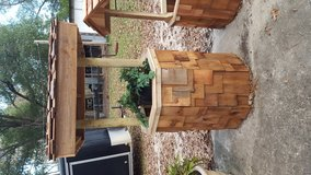 6'wishing well in Fort Polk, Louisiana