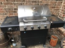 Charbroil Stainless Grill in Kingwood, Texas