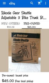 Rhode Gear Bike Mount For Vehicle in DeRidder, Louisiana