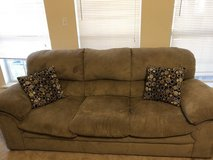 Couch and loveseat in Fort Polk, Louisiana