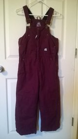 Girl's (youth M) overalls in Fort Campbell, Kentucky