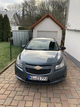 2012 Chevy Cruze for Sale (low mileage, US Specs) in Ramstein, Germany