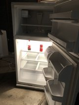 Whirlpool top mount fridge in Houston, Texas
