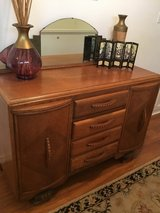 Sideboard from the 40's in The Woodlands, Texas