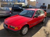 BMW 316 i compact- no rust- low miles- new inspection in Hohenfels, Germany