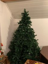 7ft Christmas tree in Grafenwoehr, GE
