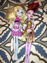 2 Monster High Dolls in Westmont, Illinois