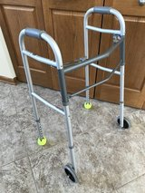 Adjustable Foldable Walker in Plainfield, Illinois