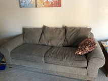 Hide A Bed Couch and Loveseat in Plainfield, Illinois
