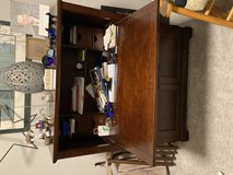 Cherry desk with drop down front in Fort Lewis, Washington