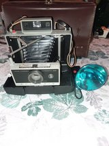 Vintage Polaroid Land Camera 225 in Aurora, Illinois