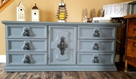 Refinished Buffet / dresser/ TV Console in Plainfield, Illinois