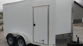 6' X 12' Tandem Axle Cargo Trailer - 7' interior ht. in Fort Campbell, Kentucky