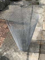 Roll of Chicken Wire in Okinawa, Japan