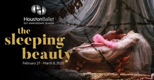 """(2/4) """"Sleeping Beauty"""" Houston Ballet Tix - 6th Row/Center/Lowers - Sat, March 7 - Call Now! in Baytown, Texas"""