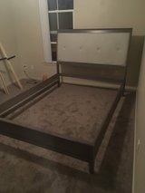 Queen Size Bed Frame in Camp Pendleton, California