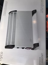 2kw electric heaters in Lakenheath, UK